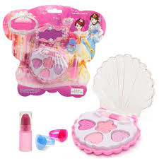 Complete Pretend Play Make Up Kit Little Girls Beauty Salon Toys