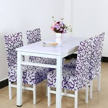 4Pcs Elastic Short Decorative Slipcovers Chair Covers For Dining Room Decorative Chair Coversbuy 6 Free Shipping Alltimegood Ding Room Covers Short Super Fit Stretch Removable Washable Cover Protector Print Office Cube Decor Zone Desk Southwest Wedding Stylists And Faux Linen Sand Summer Promoondecorative 60 Off Today Coversbuy Free Shipping 49 Patio Amazoncom Duck