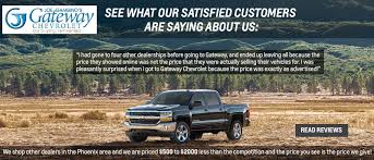 Visit Gateway Chevrolet For New And Used Cars, Trucks, SUVs And Auto ... Chevy Black Friday Sale Phoenix Az Courtesy Chevrolet 20 New Photo Trucks Only Cars And Wallpaper Fs17 Tatra Phoenix 8x8 It Runner V10 Farming Simulator 2019 Fitch Protype By Intermecnica 1966 Autos Pinterest Brand Cohesion From Truck Graphics Shirts To Business Cards And Allterrain Logging With Allwheel Drive Wood Boca Taco Truck Food Roaming Hunger