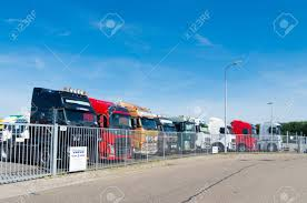 OLDENZAAL, NETHERLANDS - AUGUST 1, 2015: Row Of Used Volvo Trucks ... Used Lvo Truck Head Volvo Donates Fh13 To Transaid Commercial Motor New Trucks Used For Sale At Wheeling Truck Center With Trucks For Sale Market Llc Fm 12 380 Trucksnl Used Lvo Trucks For Sale China Head Fh12 Fl6 220 4x2 Euro 2 Nebim Ari Legacy Sleepers Lieto Finland November 14 2015 Lineup Of Three Lounsbury Heavy Dealership In Mcton Nb