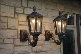 outdoor gas l photo gallery outside gas electric post lights