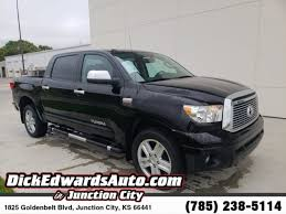 Toyota Tundra Trucks For Sale In Wichita, KS 67230 - Autotrader Enterprise Car Sales Used Cars Trucks Suvs For Sale Dealers For Kansas 2116 S Seneca St Wichita Ks 67213 Apartments Property Store Usa New Service 2003 Chevrolet Silverado 1500 Goddard Wichita Kansas Pickup 2017 Gmc Sierra Denali Crew Cab 4x4 Hillsboro 2001 Intertional 4700 Box Truck Item H6279 Sold Octob 2014 Ford F350 Super Duty By Owner In 67212 Dodge Ram Truck 67202 Autotrader Sterling L8500 Sale Price 33400 Year 2005 Dave Johnson Dealer