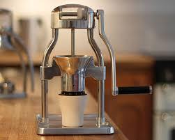 ROK Coffee Grinder Intensifies Flavor For Espresso Aficionados