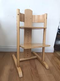 Wooden High Chair - Similar To Stokke - Newport Isle Of Wight | Wightbay Us 6872 25 Offikayaa Fr Stock Baby Wooden High Chair With Cushion Height Adjustable Beech Highchairs For Kids Infant Feeding Ding Chairin Sepnine Highchair Padded 6511 Dark Cherry Safetots Premium Folding Ebay Keekaroo Keekaroo Natural Insert Costway Toddler W Removeable Tray Brown Solid Wood And Foldable Child Leander In Ikayaa De Senarai Harga Kid Childcare Georgiana Whosale Handicraft Fniture Footrest Cheap Bar Stool Buy Stlwooden Stoolcheap Stools Product