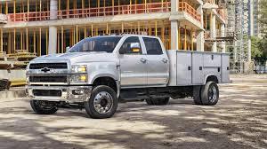 100 Medium Duty Trucks For Sale Chevys New Mediumduty Trucks Borrow One Trait From The