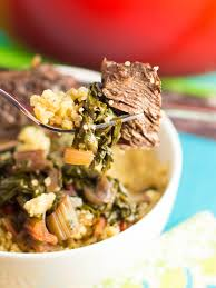 Stewing Beef Short Ribs With Chard Over Low Heat Makes For A Succulent Easy Dinner