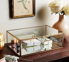 Callie Glass Boxes   Pottery Barn AU   T And S Wedding - October ... Pottery Barn Jewelry Box Glass Jewellery And Box Interior Personalized Faedaworkscom A Simple Kind Of Life The Big 27 Wolf Mckenna Jewelry My Collection Youtube Pottery Barn Kids Bunny Train Case Pbk Bunny Train Case Mirrored Costco Target Antique Silver Fine Living For Less Pottery Barn Kids Mercari Buy Sell Things You Love Medium Jewellery Leather Au Monogrammed Big Girl From Diamonds