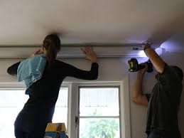 Diy Projector Mount Drop Ceiling by Learn How To Install A Media Room Projector Screen How Tos Diy