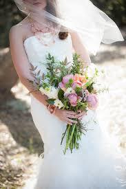 Modern Rustic Wedding Inspiration With DIY Flower Wall