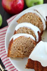 Apple Bundt Cake with Cream Cheese Frosting A perfectly spiced tender and moist apple