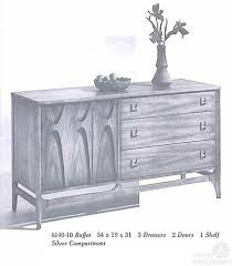 Broyhill Brasilia Magna Dresser by Broyhill Brasilia And Sculptra Pictures From A Vintage Furniture