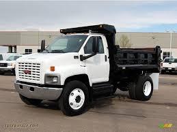 100 Top Kick Truck 2005 GMC C Series Kick C7500 Regular Cab Dump In Summit
