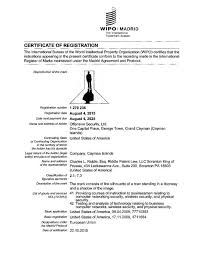 international bureau wipo international trademark application granted for offensive security