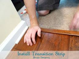 Laminate Floor Transitions To Tiles by Best 25 Carpet To Tile Transition Ideas On Pinterest Flooring
