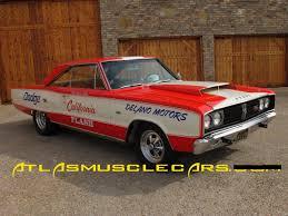 Muscle Cars For Sale | 1967 Dodge Hemi Coronet - Atlas Muscle Cars