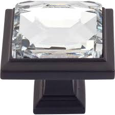 Cabinet Knob Backplate Black by Square Black Cabinet Knobs Roselawnlutheran
