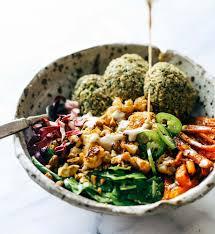 manger équilibré sans cuisiner 10 recettes de buddha bowls pour un déjeuner équilibré recette