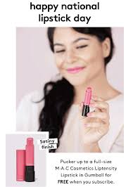 Birchbox Coupon Code: Free FULL SIZE M·A·C Cosmetics ... Makeup Geek Promo Code 2018 Saubhaya Mac Cosmetics Coupons Shopping Deals Codes Canada January 20 50 Off Elf Uk Top Patrick Starrr Dazzleglass Lip Color Various Holiday Bonus 2019 Faqs Beauty Insider Community Theres A Huge Sale With Up To 40 Limededition Birchbox X Christen Dominique Lipstick Review Swatches