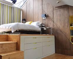 BedroomsEye Catching Modern Home With Small Bedroom Ideas Loft Bed