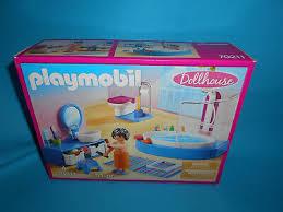 playmobil dollhouse 70211 badezimmer neu in ovp eur 14 99