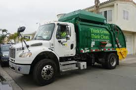 Waste Management - Freightliner M2 - McNeilus M5 Rear Loader - YouTube
