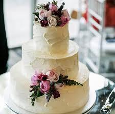 Floral Wedding Cakes Sydney