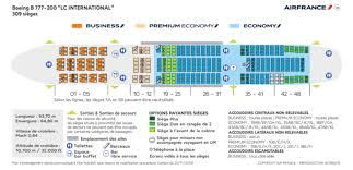 siege premium economy air reportage air af032 business orly york