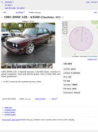 For $3,500, Could This 1985 BMW 528 Still Bring It? Hendrick Bmw Northlake In Charlotte Craigslistorg Website Stastics Analytics Trackalytics Official What B5 S4s Are Listed On Craigslist Now Thread Page 6 Credit Business Coaching Ads Vimeo Food Truck Builder M Design Burns Smallbusiness Owners Nationwide How I Made Nearly 1000 A Month Using Of Charlotte Craigslist Chicago Apts Homes Autos 134644 1955 Chevrolet 3100 Pickup Truck Youtube Tindol Roush Performance Worlds 1 Dealer Bill Buck Venice Bradenton Sarasota Source At 3975 Could This 2011 Ford Crown Vic Interceptor Be Your Blue