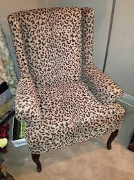 2 Leopard Wing-back Chairs For Bride & Groom Dining #leopardchair ... Fniture Cheap Parsons Chairs For Match Your Ding Table Extravagant Tufted Wingback Chair And Living What Is Upholstery And How Do You Choose The Best Fabric For Fabulous French Style Settee Bench Modern Wing Back Recliner Rocker Recliners Lazboy Room Sale Home Design Ideas Marley Navy Blue By Spectra H195218 Bernhardt Cool High Back Terrific New Formal Pictures Of Literarywondrous With Arms