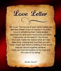 Love Letters for Her Romantic Love Letter for Girlfriend