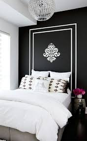 Headboard Designs For Bed by Best 25 Wall Behind Bed Ideas On Pinterest Wardrobe Behind Bed