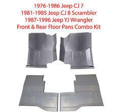 1996 Jeep Cherokee Floor Pan by Jeep Yj Parts Ebay