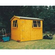 goodwood atlas professional tongue and groove apex shed 10 x 6