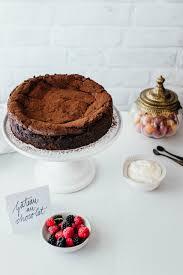 rezept für eine gâteau au chocolat hey foodsister