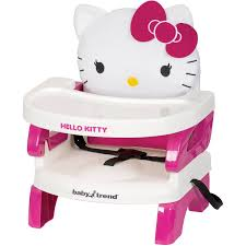 Hello Kitty Room Decor Walmart by Baby Trend Easyseat Toddler Booster Seat Hello Kitty Walmart Com