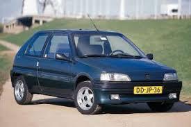 Peugeot 106 Specs