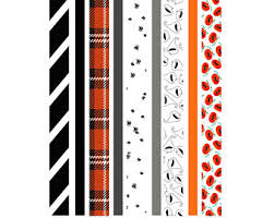 Halloween Washi Tape Australia by Curious Cactus Stickers