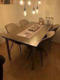 schöner esstisch aus holz 1 60 90 lutz ohne stühle
