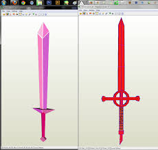 Adventure Time Fionnas Crystal Sword Here