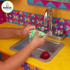 Dora The Explorer Kitchen Set Walmart by Amazon Com Kidkraft Dora The Explorer Kitchen Toys U0026 Games