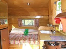 Vintage 1958 Shasta Airflyte Canned Ham Restored Camper In RVs Campers