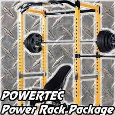 Powertec Power Rack Wb pr16 Ironmaster Dumbbells Super Bench Home
