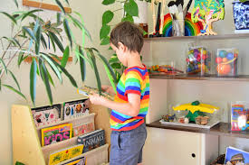 Montessori Home Environments for a Five Year Old how we montessori