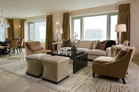 Transitional Living Room Chairs by A Minimalist Living Room Hanging Lighting Radiating Beauty And