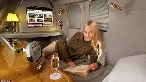 Top 10 airline cabins for first business and economy class