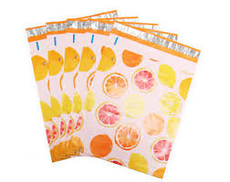 Decorative Flat Poly Mailers by Mailer Etsy