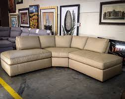 Curved Sectional Sofas At Macys In Sophisticated Chaise Large Deep