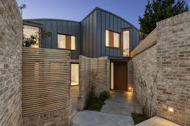100 Court Yard Houses Benbow Yard FORMstudio Archello