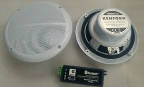 kenford 2x 16 cm funk lautsprecherboxen bluetooth