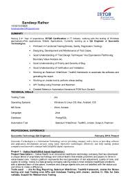Sandeep Qa Resume Selenium Sample Rumes Download Resume Format Templates Qtp Tester Ideas Testing Samples Experience New Collection Manual Eliminate Your Fears And Doubts About Information Testing Resume 9 Crack Your Qtp Interview Selenium For Automation Best Test Qa Engineer Velvet Jobs Blue Awesome Image Headline For Software Fresher Floatingcityorg 89 Automation Sample Tablhreetencom Qa With Part Smlf 11 Ster Of
